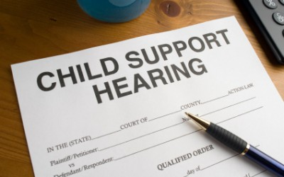 Texas Child Support Enforcement Process | Jay Smith Law